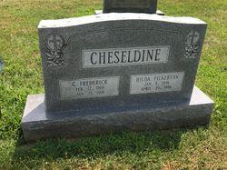 George Frederick Cheseldine