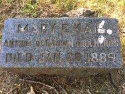 Mary Elizabeth <I>Harper</I> Kail