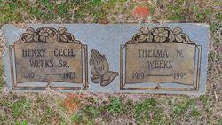 Thelma <I>Wittschen</I> Weeks