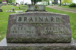 Etta V <I>Kelley</I> Brainard