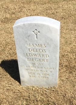 James Delos Edward Biegert