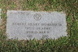 Robert Henry Howard, Sr
