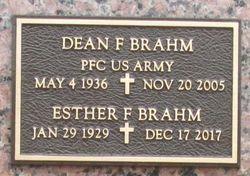 Dean F. Brahm