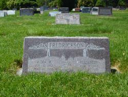 Alma M. Fredrickson