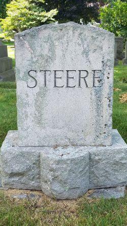 Maria Frances <I>Seamans</I> Steere