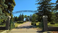 Little Lake Cemetery