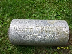 "Thomas Joseph ""Joe"" Bucknell"