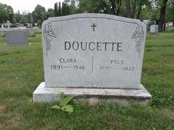 Clara <I>Beauregarde</I> Doucette