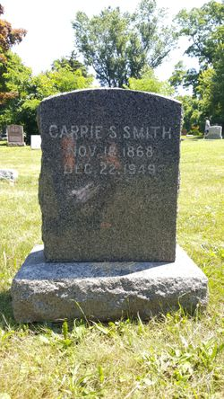 Carrie S. Smith