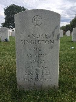 Andre Singleton