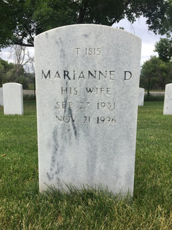 Marianne D Singleton