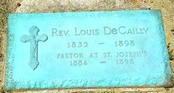 Rev Louis DeCailly