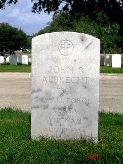 John R Albrecht