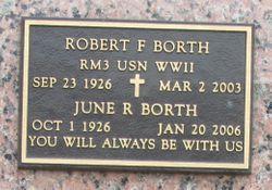 Robert F. Borth