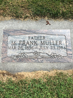Milton Frank Muller