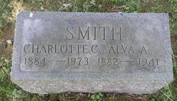 """Charlotte Catherine """"Lottie"""" <I>Yarrison</I> Smith"""