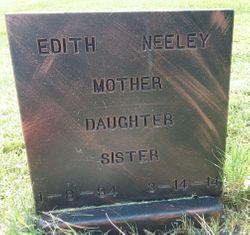 Edith Ann <I>Powell</I> Neeley