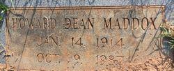 Howard Dean Maddox