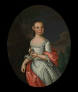 Eleanor <I>Calvert</I> Custis Stuart