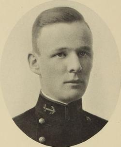 LT Roger Shaler Bagnall