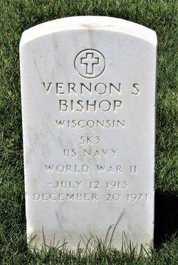 Vernon S Bishop