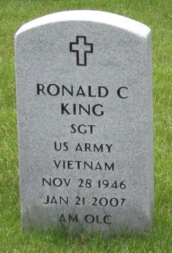 Ronald C King