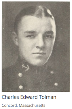 CDR Charles Edward Tolman