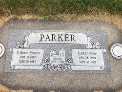 Elmer Harry Parker