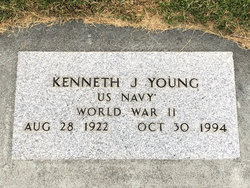Kenneth J Young