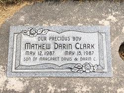 Mathew Darin Clark