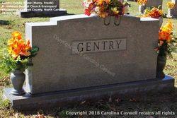 Harry Allen Gentry