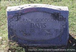 Grace Adelaid <I>Goodson</I> Davis