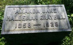 Amanda Jane <I>Haldeman</I> Graybill