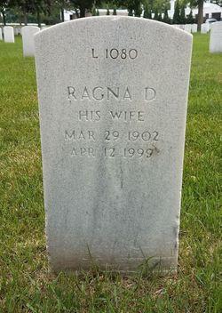 Ragna D <I>Dahl</I> Simacek