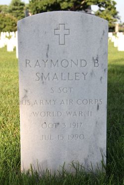 "Raymond B ""Pete"" Smalley"