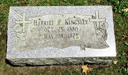 Harriet Ellen <I>Salsgiver</I> Kingsley