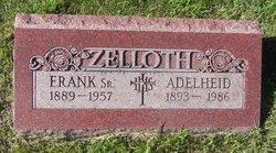 Adelheid <I>Schuster</I> Zelloth