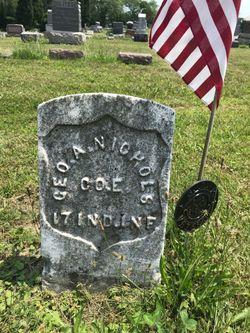 George A Nichols