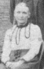 Anna Rebecca <I>Ridenour</I> Stouffer