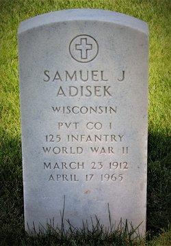 Samuel J Adisek