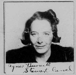 Agnes Burnett <I>Stewart</I> Carvel