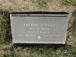 Eugene V Culp