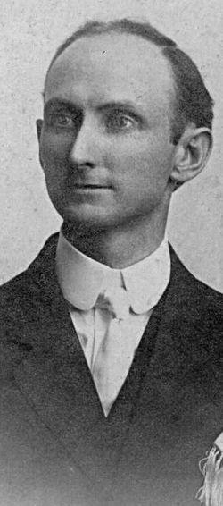 Sylvestor Mahlon Stauffer
