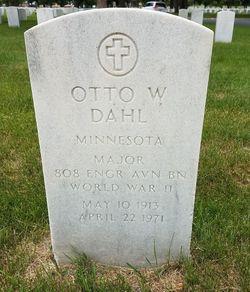 Otto W Dahl