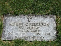 Robert C Ferguson