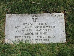 Wayne C Fink