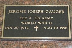 Jerome Joseph Gauger