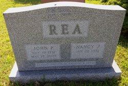 John P Rea