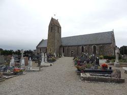 Saint-Remy-des-Landes Churchyard