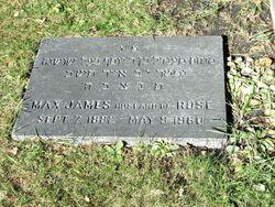 """Max James """"M.J."""" Finkelstein"""